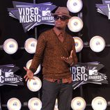 Ne-Yo en los MTV Video Music Awards 2011