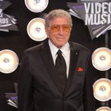 Tony Bennett en los MTV Video Music Awards 2011