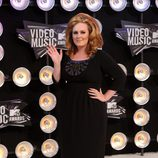 Adele en los MTV Video Music Awards 2011