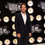 Paul Rudd en los MTV Movie Awards 2011
