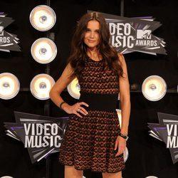Katie Holmes en los MTV Video Music Awards 2011