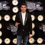 Joe Jonas en los MTV Movie Awards 2011