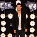 Taylor Lautner en los MTV Video Music Awards 2011