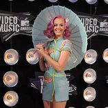 Katy Perry en los MTV Video Music Awards 2011