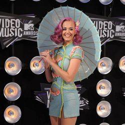 Katy Perry en los MTV Video Music Awards 2011