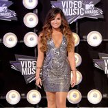 Demi Lovato en los MTV Video Music Awards 2011