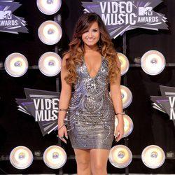 Demi Lovato en los MTV Video Music Awards 2011