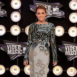 Miley Cyrus en los MTV Video Music Awards 2011