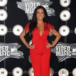Nayer en los MTV Video Music Awards 2011