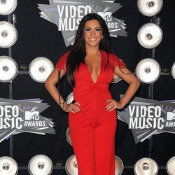 Nayer en los MTV Video Music Awards 2011