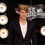 Chord Overstreet en los MTV Video Music Awards 2011