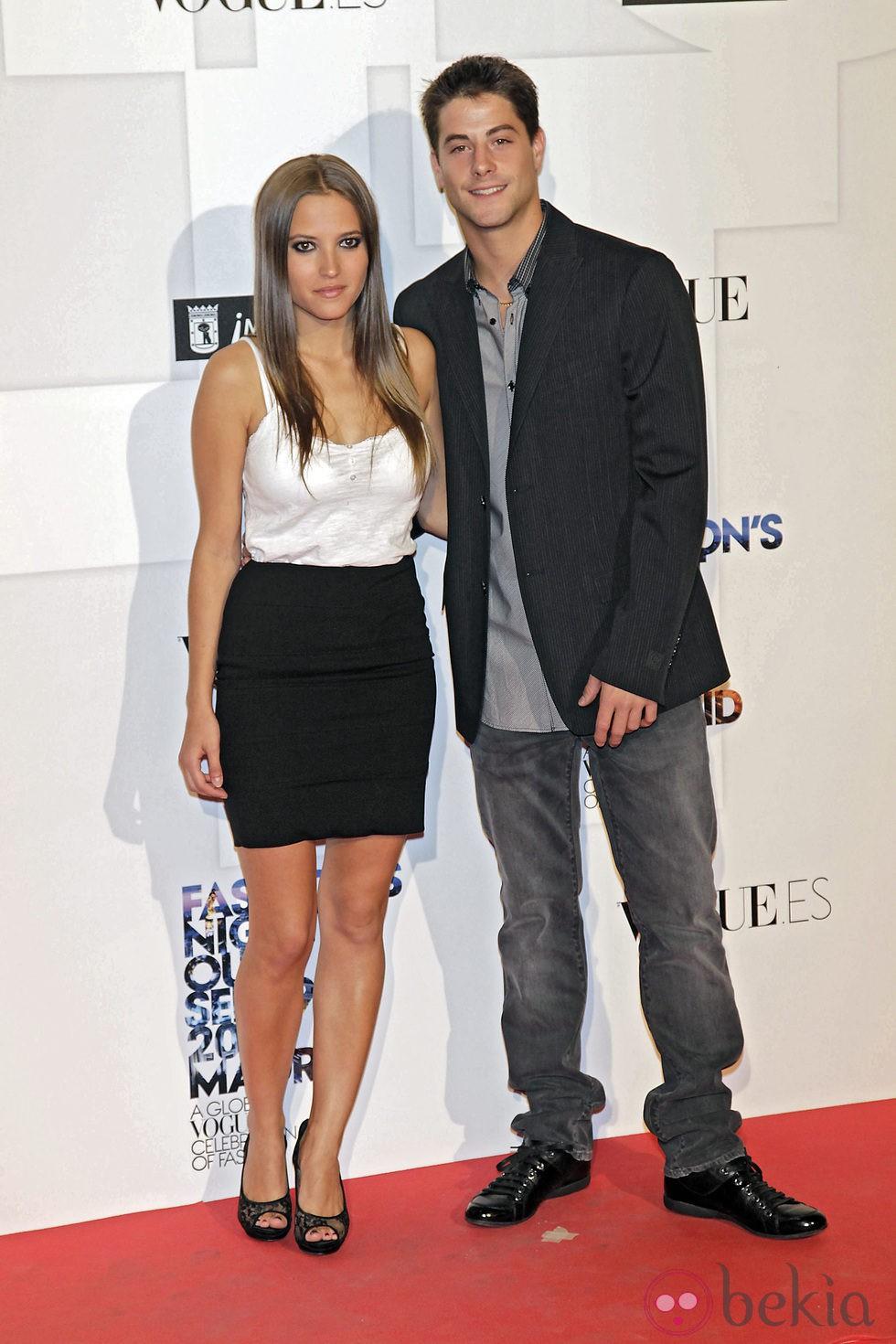 Ana Fernández y Luis Fernández