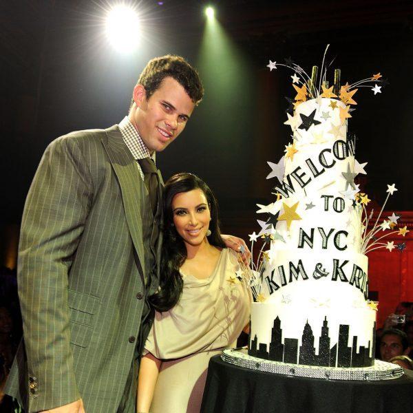 Fiesta en honor a Kim Kardashian y Kris Humphries en Nueva York