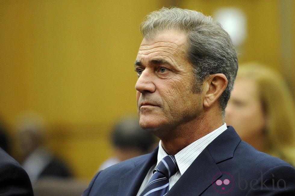 Mel Gibson ante un Tribunal de Los Ángeles