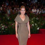 Kate Winslet en el estreno de 'Un Dios salvaje' en la Mostra de Venecia