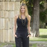 Amaia Salamanca en la presentación de 'Gran Hotel' en el FesTVal de Vitoria