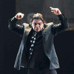 Antonio Canales durante una de sus actuaciones