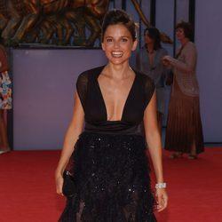 Elena Anaya en la Mostra de Venecia en 2005