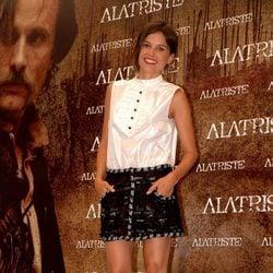 Elena Anaya en la presentación de 'Alatriste' en 2006