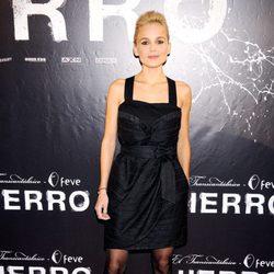 Elena Anaya en la premiere de 'Hierro' en 2010