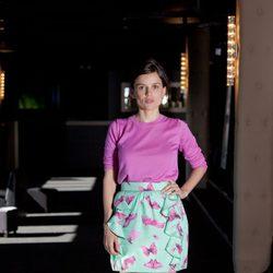 Elena Anaya promociona 'La piel que habito' en Cannes