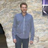 Juanjo Artero en la presentación de la 2º temporada de 'El Barco' en el FesTVal de Vitoria