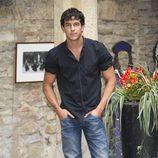 Mario Casas en la presentación de la 2º temporada de 'El Barco' en el FesTVal de Vitoria