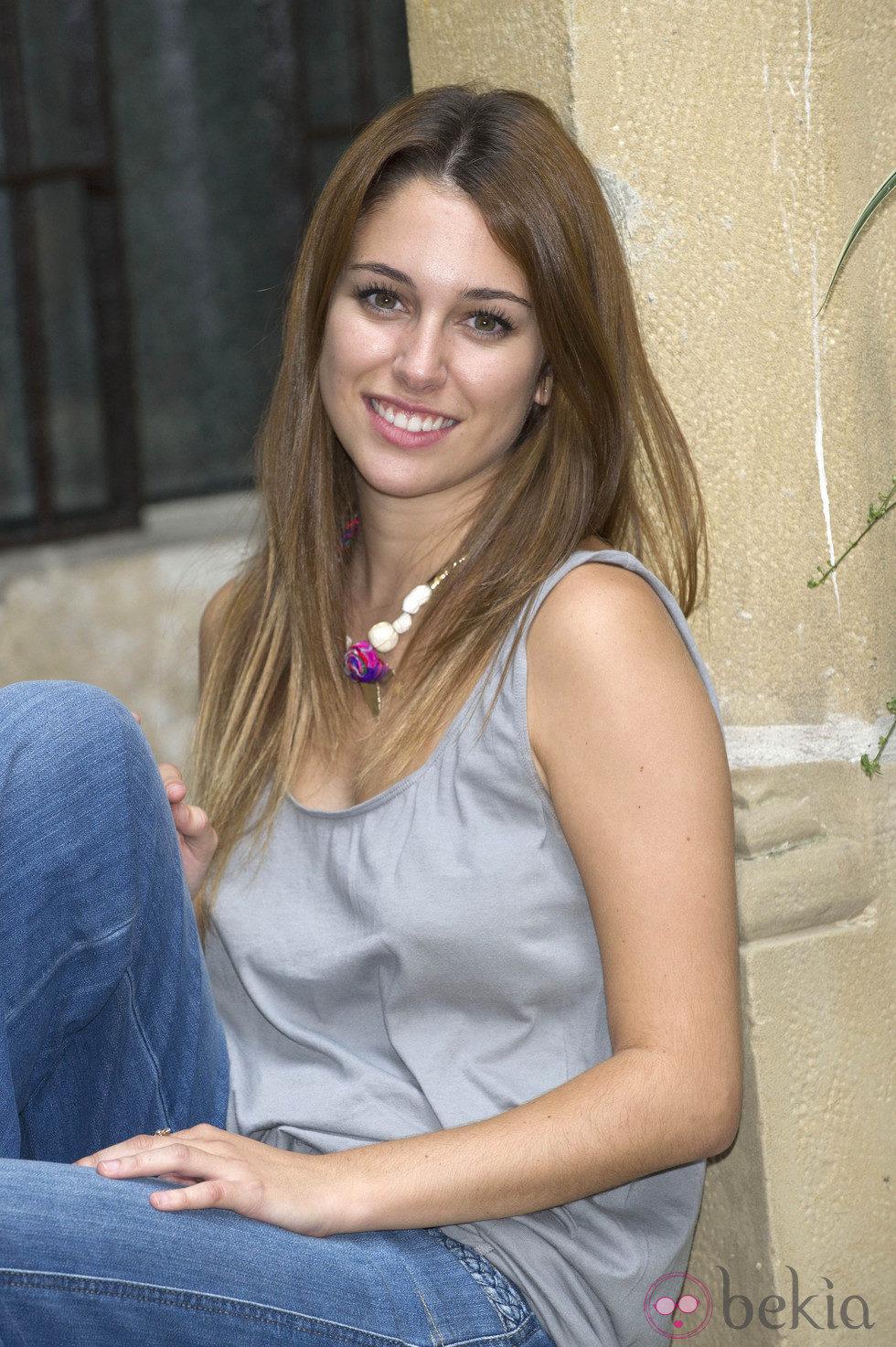 Blanca Suárez presentó la segunda temporada de 'El Barco' en el FesTVal de Vitoria