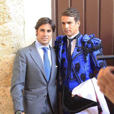 Fran Rivera y José María Manzanares en la corrida Goyesca de Ronda