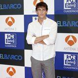 Mario Casas en el estreno de la segunda temporada de 'El barco'
