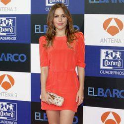 Irene Montalá en el estreno de la segunda temporada de 'El barco'