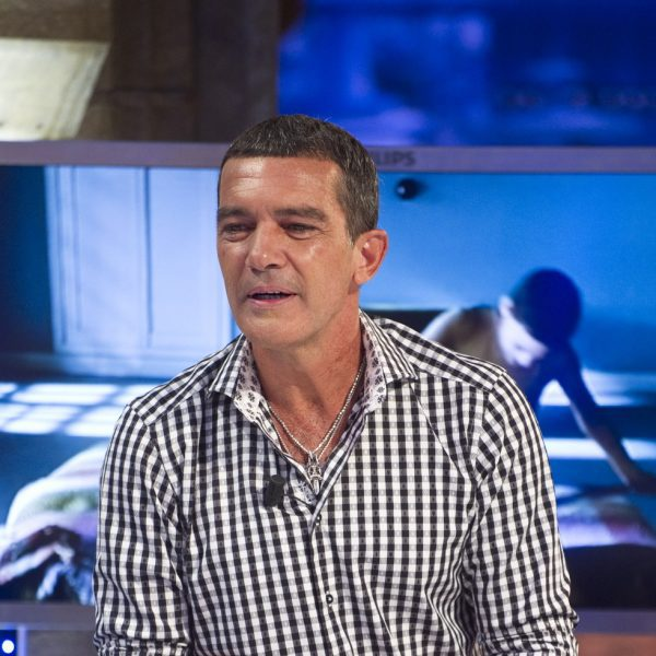 Antonio Banderas visita 'El hormiguero' de Antena 3