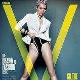 Miley Cyrus presume de piernas