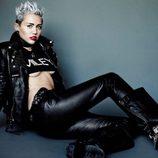 Miley Cyrus, muy sexy y provocativa