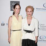 Carolina Herrera y Patricia Herrera en la 16ª gala de Investigación del Cáncer de Mujeres