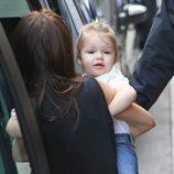 Harper Seven en París para celebrar el cumpleaños de David Beckham