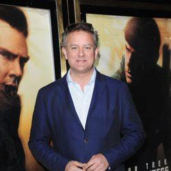 Hugh Bonneville en la premiere en Londres de 'Star Trek: En la oscuridad'