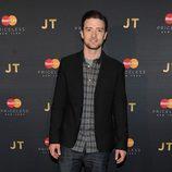 Justin Timberlake en su concierto en el Roseland Ballroom de Nueva York