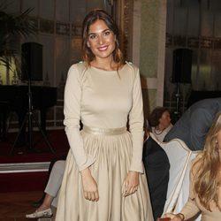 Lourdes Montes en los Premios Telva Solidaridad 2013