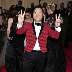 Psy en la Gala del MET 2013