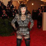 Madonna en la Gala del MET 2013