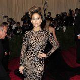 Jennifer Lopez en la Gala del MET 2013