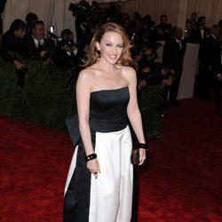 Kylie Minogue en la Gala del MET 2013