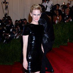 January Jones en la Gala del MET 2013