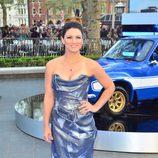 Gina Carano en el estreno mundial de 'Fast&Furious 6' en Londres