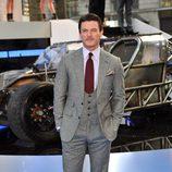 Luke Evans en el estreno mundial de 'Fast&Furious 6' en Londres