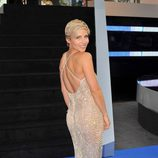 Elsa Pataky luciendo vestido en el estreno mundial de 'Fast&Furious 6' en Londres