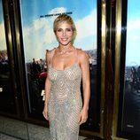 Elsa Pataky posando en el estreno mundial de 'Fast&Furious 6' en Londres