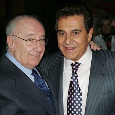 Alfredo Landa junto a Andrés Pajares