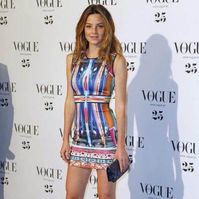 Aída Artiles en la Vogue Who's on Next 2013